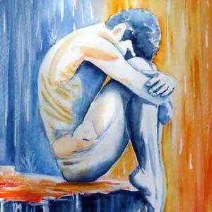Lorenza Pasquali | Acquarellista Pittrice ad Acquerello. Artista di Milano. Quadri Personalizzati | Immagine quadro 1